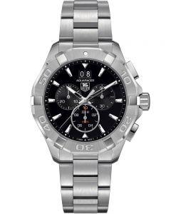 TAG Heuer Mens Aquaracer Quartz Chronograph Bracelet Watch CAY1110.BA0927