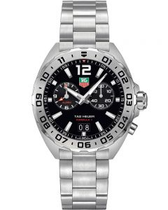 TAG Heuer Mens Formula 1 Quartz Bracelet Watch WAZ111A.BA0875