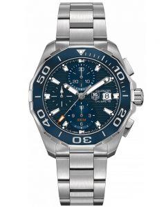 TAG Heuer Mens Aquaracer Calibre 16 Chronograph Bracelet Watch CAY211B.BA0927