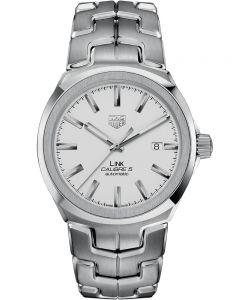 TAG Heuer Mens Link Calibre 5 Bracelet Watch WBC2111.BA0603