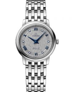 Omega Ladies De Ville Prestige Quartz Bracelet Watch 424.10.27.60.56.002