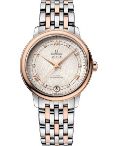 OMEGA Ladies De Ville Prestige Co-Axial Bracelet Watch 424.20.33.20.52.003