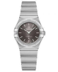OMEGA Ladies Constellation Manhattan Bracelet Watch 131.10.25.60.06.001
