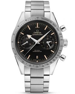 OMEGA Mens Speedmaster '57 Chronograph Bracelet Watch 331.10.42.51.01.002