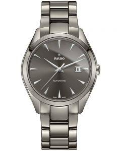 Rado Mens HyperChrome Automatic Grey Ceramic Bracelet Watch R32254302