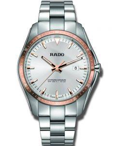 Rado Mens HyperChrome Quartz Two Colour Dial Bracelet Watch R32502103