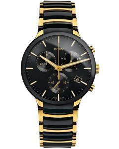 Rado Centrix Two Tone Ceramic Bracelet Watch R30134162