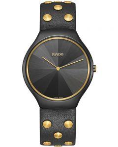 Rado Ladies True Thinline Studs Limited Edition Strap Watch R27012105