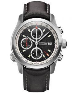 Bremont ALT1-WT WORLD TIMER Black Strap Watch ALT1-WT/BK
