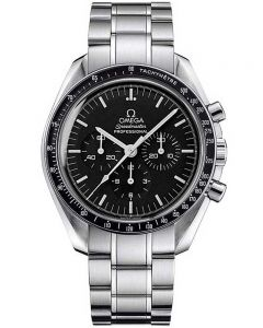 OMEGA Mens Speedmaster Moonwatch Professional Calibre 1861 Bracelet Watch 311.30.42.30.01.005