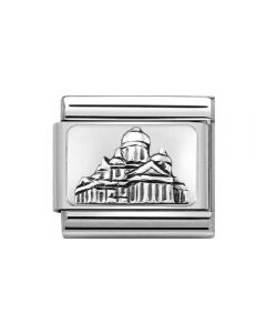 Nomination Classic Monuments 'Helsinki Cathedral' Charm 330105/39