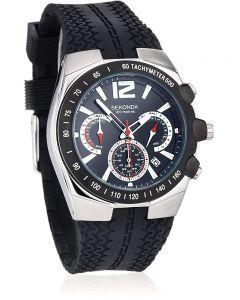 Sekonda Mens Sports Chronograph Watch 3495