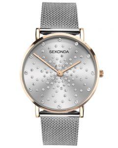 Sekonda Ladies Mesh Bracelet Watch 40028