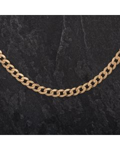 Second Hand 20 Inch Curb Necklace 4102694