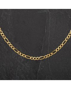 Second Hand 18 Inch Figaro Necklace 4102702