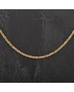 Second Hand 18 inch Rope Necklace 4103116
