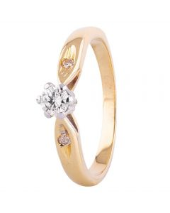 Second Hand 0.25ct Diamond Solitaire Ring