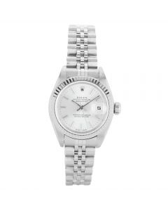 Rolex Ladies Oyster Perpetual Datejust Watch 179174 - Year 2005