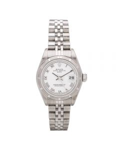 Rolex Ladies Oyster Perpetual Date Watch 79190 - Year 2004