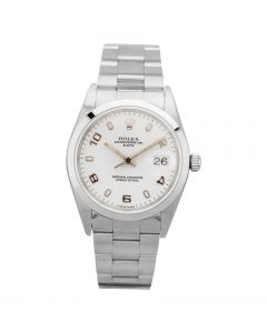 Second Hand Rolex Mens Oyster Perpetual Date Watch 15200(13087) - Year 2001