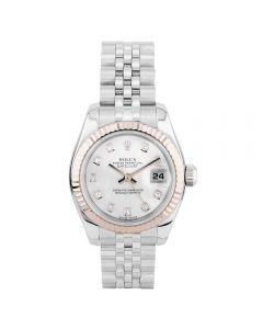 Rolex Ladies Oyster Perpetual Datejust Watch 179174 - Year 2006