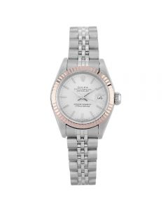 Second Hand Rolex Ladies Oyster Perpetual Datejust Watch 69174(12099) - Year 1989
