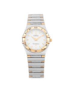 Second Hand OMEGA Constellation Two Tone Bracelet Watch 795.1202