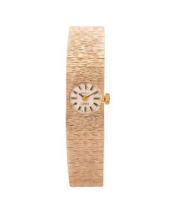 Second Hand Shield Incabloc Bark Effect Watch 4410066