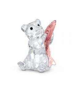 Swarovski Bear With Fish Figurine 5536772