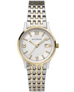 Accurist Ladies Signature 2 Tone Watch 8247