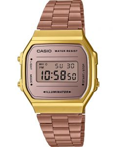 Casio Unisex Fashion Watch A168WECM-5EF