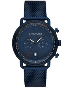 Emporio Armani Mens Aviator Watch AR11289