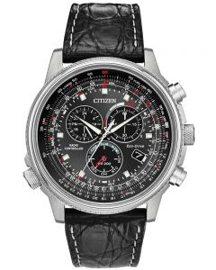 Citizen Mens Eco Drive Chrono A.T Limited Edition Watch AT4111-01E