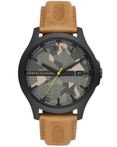 Armani Exchange Mens Hampton Watch AX2412
