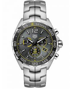 TAG Heuer Mens Formula 1 Senna Special Edition Bracelet Watch CAZ101AF.BA0637