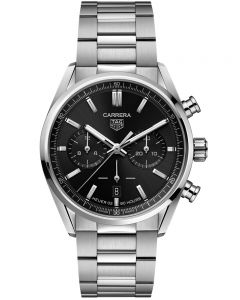 TAG Heuer Carrera Chronograph 42 mm Calibre Heuer 02 Automatic CBN2010.BA0642