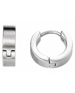 Fred Bennett Stainless Steel Earring FB-E2938