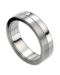 Fred Bennett Stainless Steel Ring FB-R2511