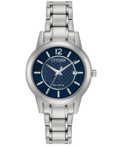 Citizen Ladies Eco-Drive Bracelet Watch FE1081-83L