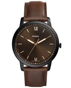 Fossil Mens Minimalist Strap Watch FS5551