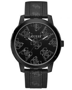 Guess Outlaw Black Logo Watch GW0201G2