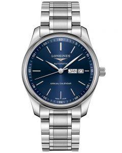 Longines Mens Master Watch L29104926