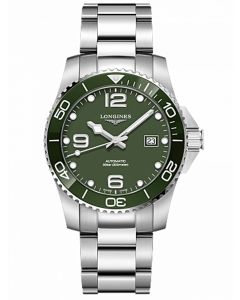 Longines Mens HydroConquest Automatic Watch L37814066