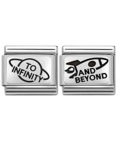 Nomination CLASSIC Silvershine To Infinity and Beyond Bundle
