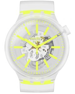 Swatch Mens Yellowinjelly Watch SO27E103