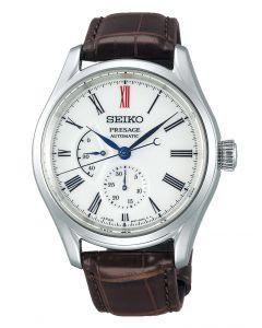 Seiko Mens Presage Zen Garden Automatic Watch SPB093J1