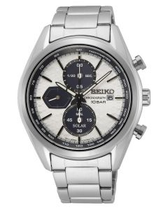 Seiko Mens Stainless Steel Watch SSC769P1