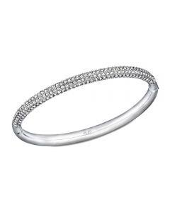 Swarovski Stone Mini Clear Crystal Bangle 5032845