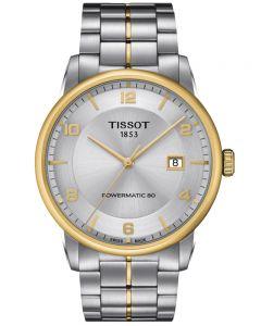 Tissot Mens Powermatic 80 Bracelet Watch T086.407.22.037.00