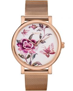 Timex Ladies Bloom Watch TW2U19500